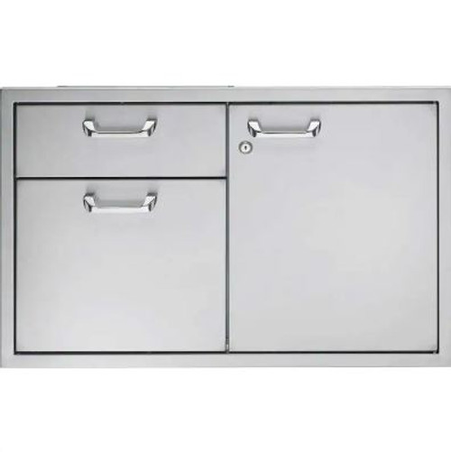 Lynx Professional 30-Inch Access Door & Double Drawer Combo - LSA30