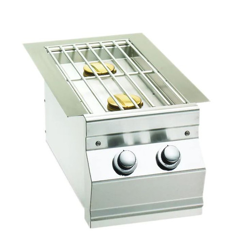 Fire Magic Classic Propane Gas Built-In Double Side Burner - 3281P