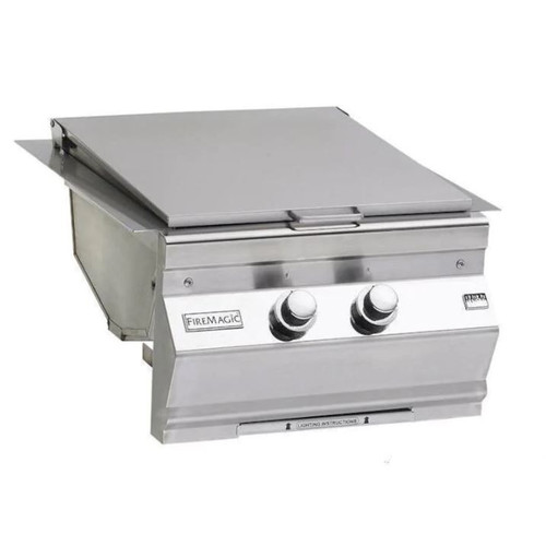 Fire Magic Aurora Built-In Natural Gas Double Infrared Searing Station - 32887-1