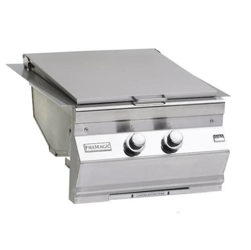 Fire Magic Aurora Built-In Propane Gas Double Infrared Searing Station - 32887-1P