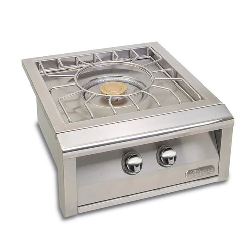 Alfresco 24-Inch Natural Gas Versa Power Cooking System - AXEVP-NG