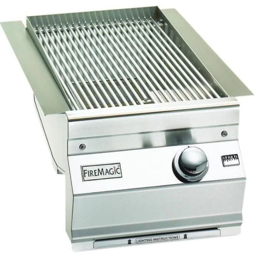 Fire Magic Classic Built-In Natural Gas Single Infrared Searing Station - 3287K-1