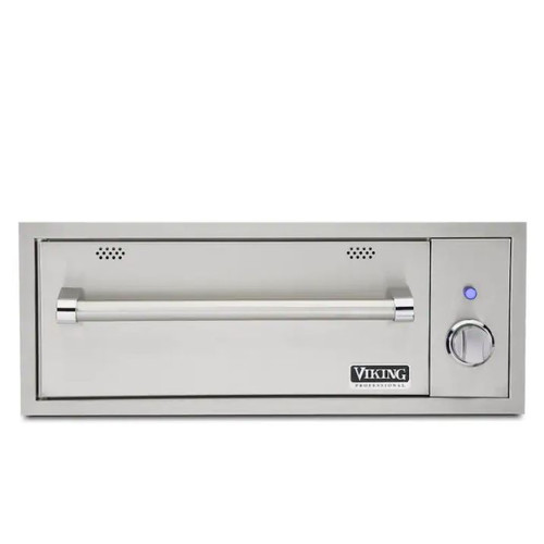 Viking Professional 5 Series 30-Inch Built-In 120V Electric Outdoor Warming Drawer - VQEWD5301SS