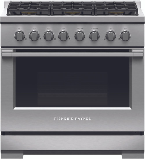 Fisher & Paykel Professional Series RGV3366L
