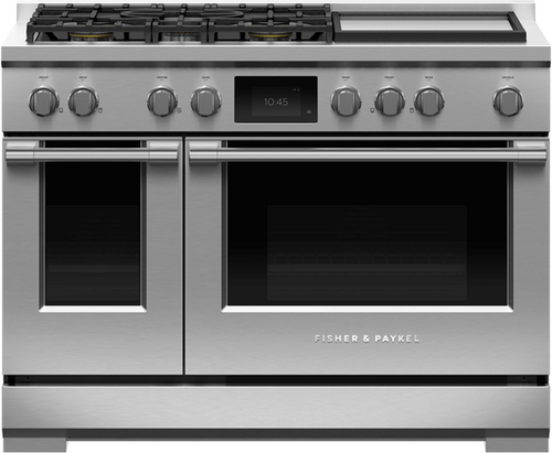 Fisher & Paykel Series 9 Professional Series RGV3485GDL