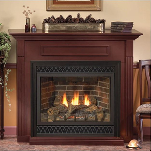 Empire Tahoe Deluxe 36 Direct Vent Gas Fireplace | DVD36FP |