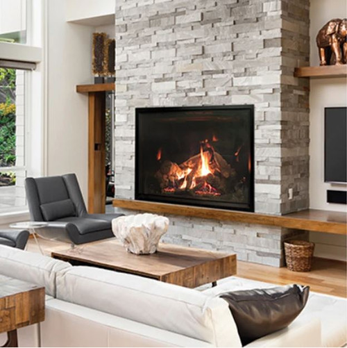 Empire Rushmore 50 Clean Face Direct Vent Gas Fireplace DVCT50CBP