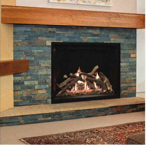 Empire Rushmore 36 Clean Face Direct Vent Gas Fireplace DVCT36CBP