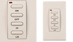 Drt4000 wireless wall switch