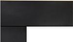 Minilini black facade