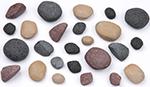 Minilini river rock