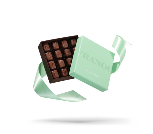 Frango Chocolate Milk Mint Boxed
