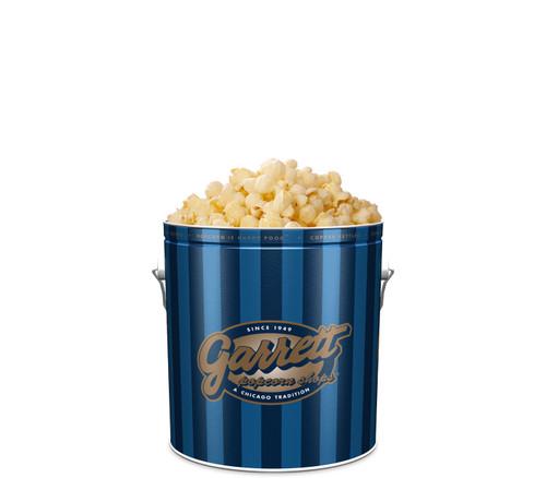 Garrett Popcorn Shops KettleCorn in Classic Signature Blue Tin