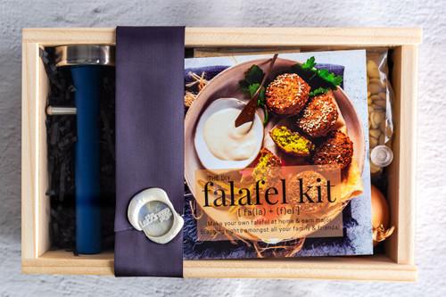 The DIY Falafel Kit