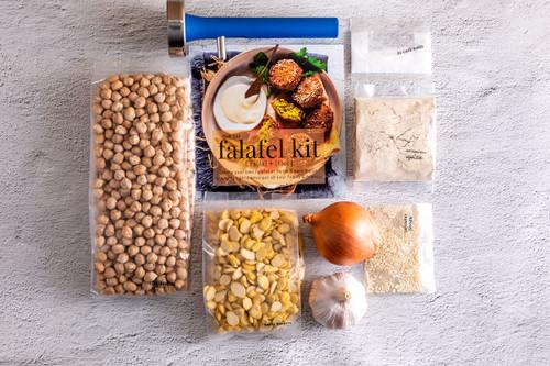 The DIY Falafel Starter Kit