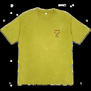 Patrimoine de l/'Amérique homme Star graphique à manches courtes crewneck Logo T-shirt BHFO 1238