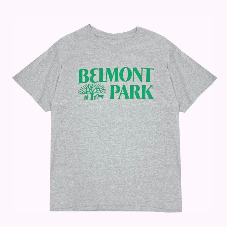 Vintage 90's Belmont Park Horsetrack T-Shirt