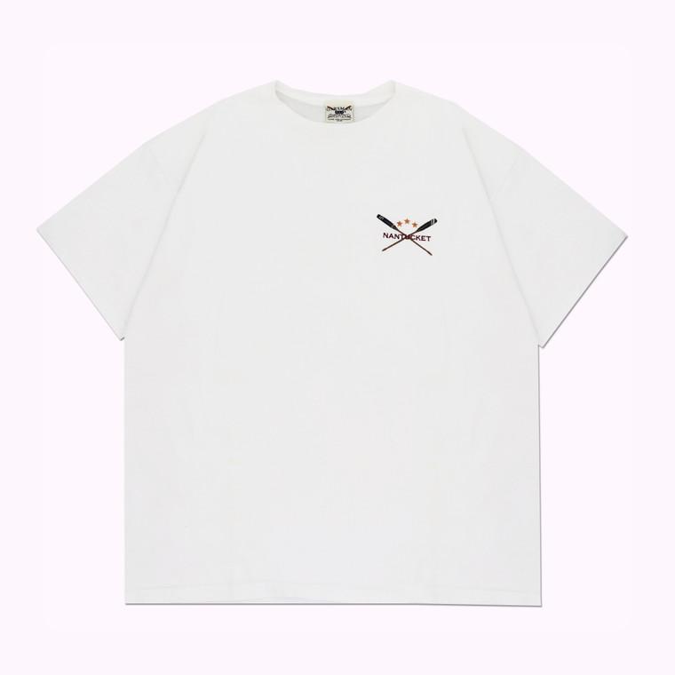 Vintage 90s The Oar nantucket T-shirt