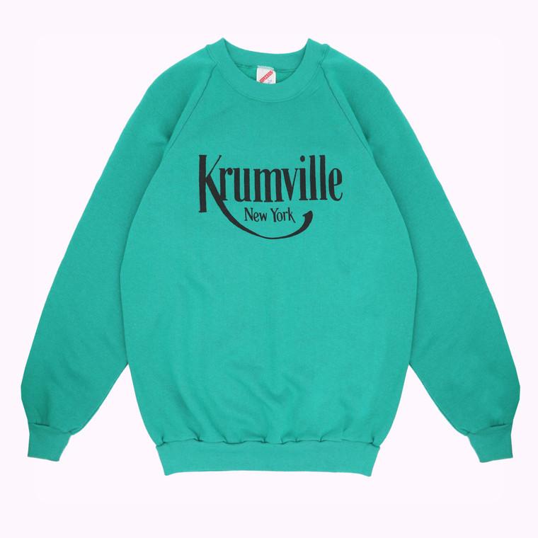 Vintage 80s Krumville, NY Crewneck