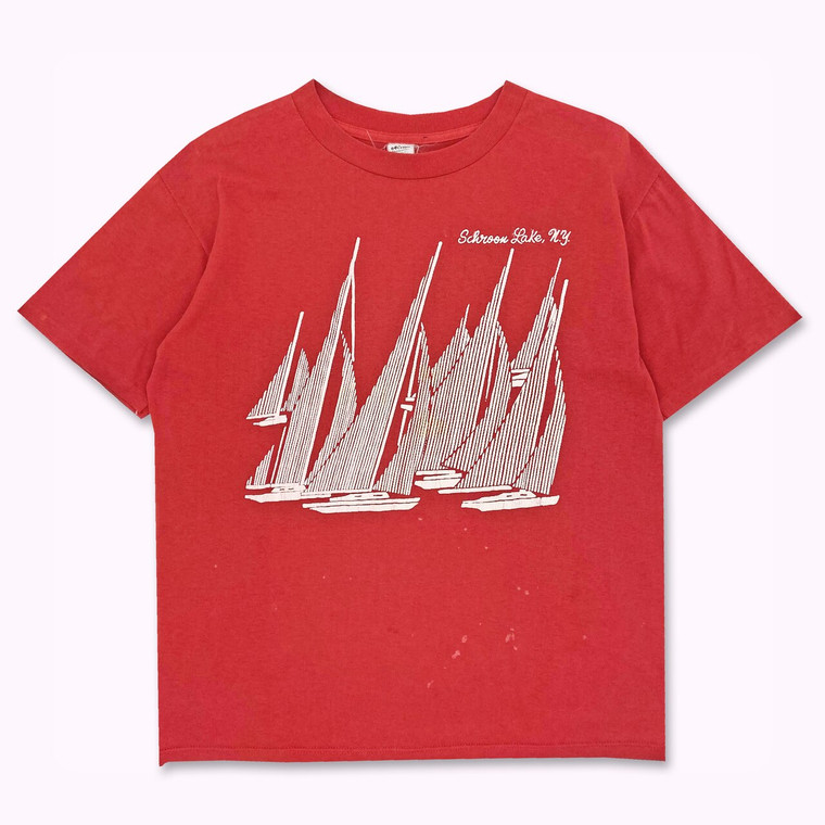 Vintage 80's Schroon Lake, New York T-Shirt