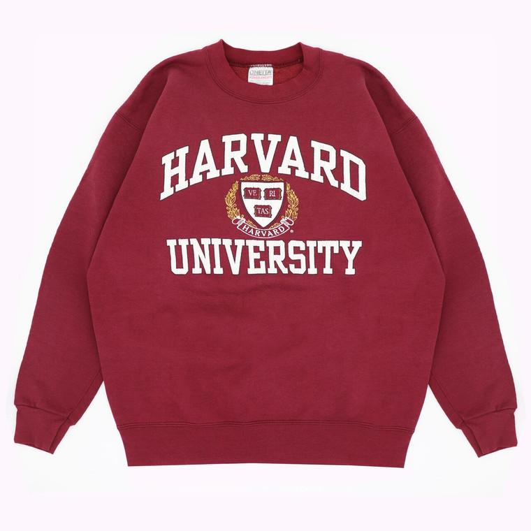 Vintage 90s Harvard University Crewneck