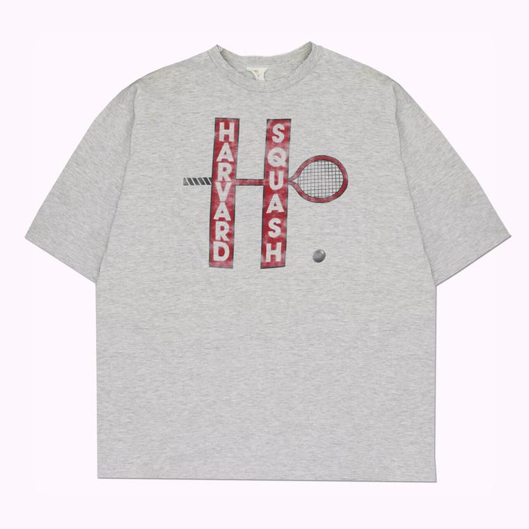 Vintage 80s-90s Harvard Squash T-shirt