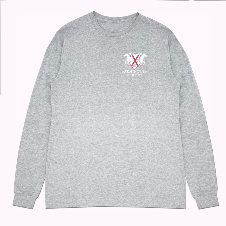 Vintage 90's Farmington Polo Club Longsleeeve Shirt
