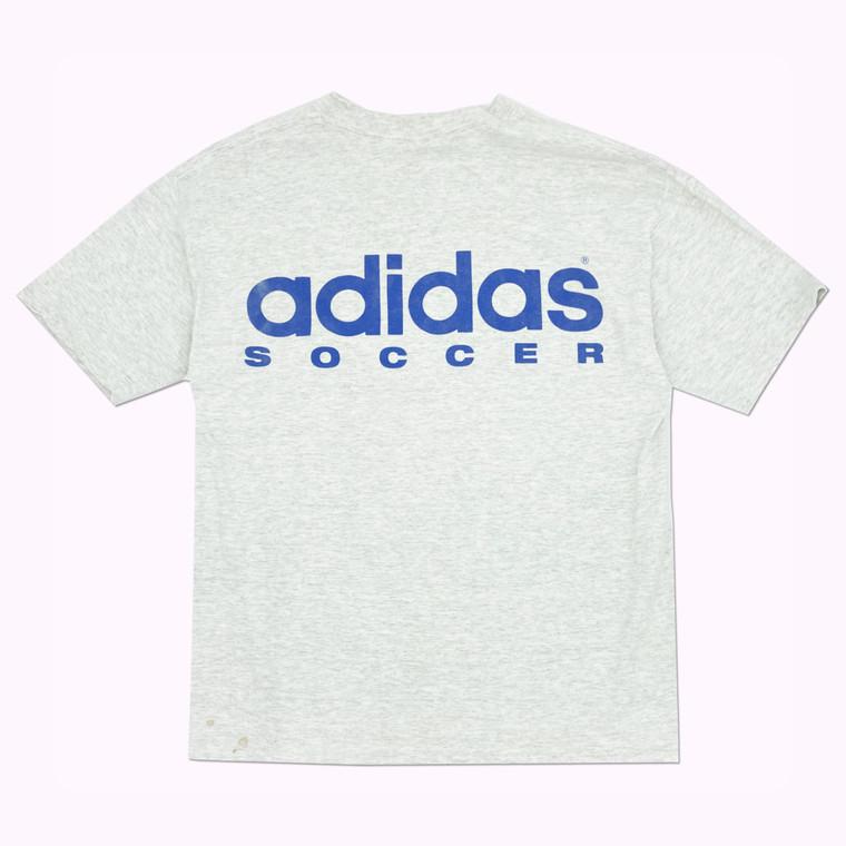 Vintage 90s Adidas Duke Soccer Camp T-Shirt