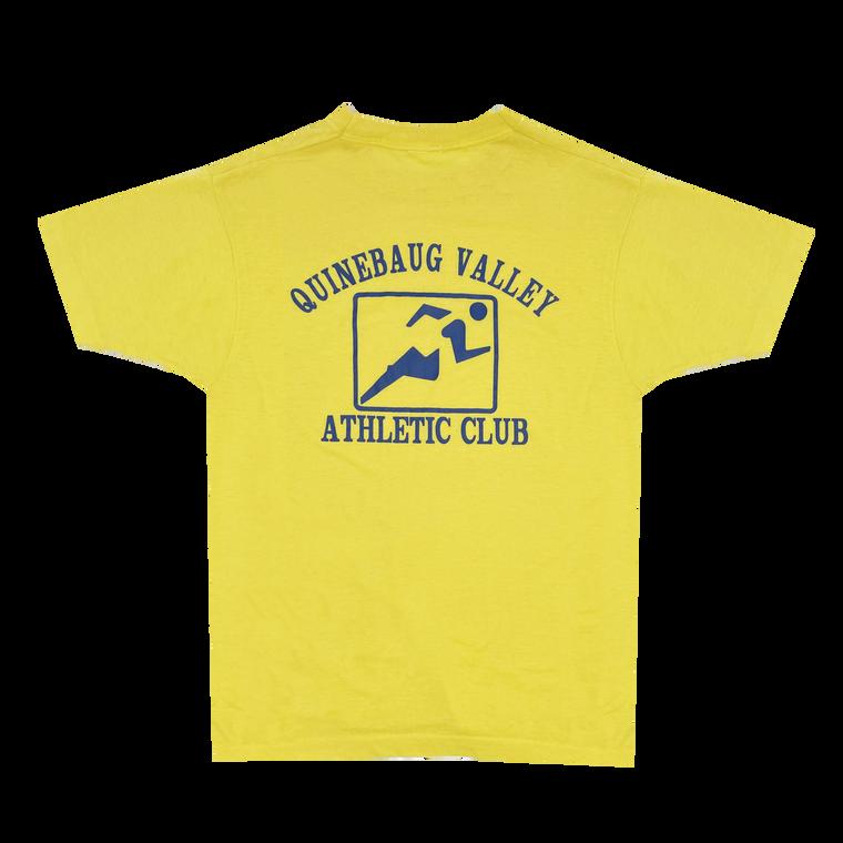 Vintage 90's Quinebaug Valley Athletic Club T-Shirt
