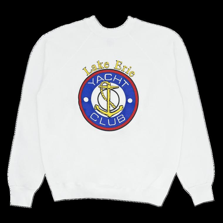 Vintage 90's Lake Erie Yacht Club Crewneck Sweatshirt