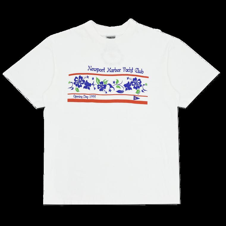 Vintage 1990's Newport Harbor Yacht Club T-Shirt