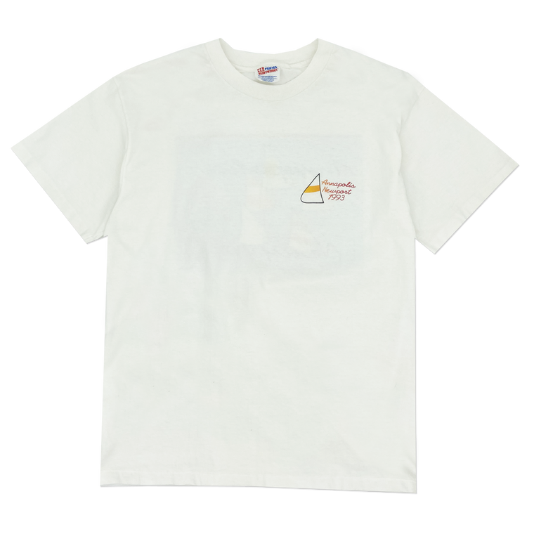 Vintage 1993 Annapolis Newport Sailing T-Shirt