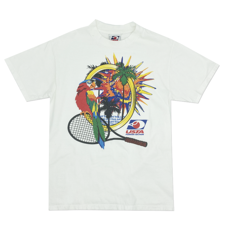 Vintage 90's USTA Florida Section T-Shirt