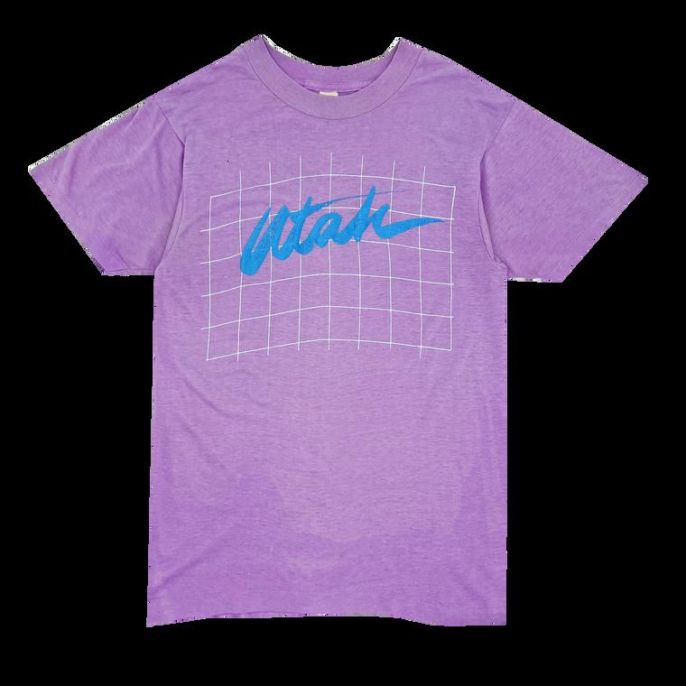 Vintage 80's Utah Retro T-Shirt