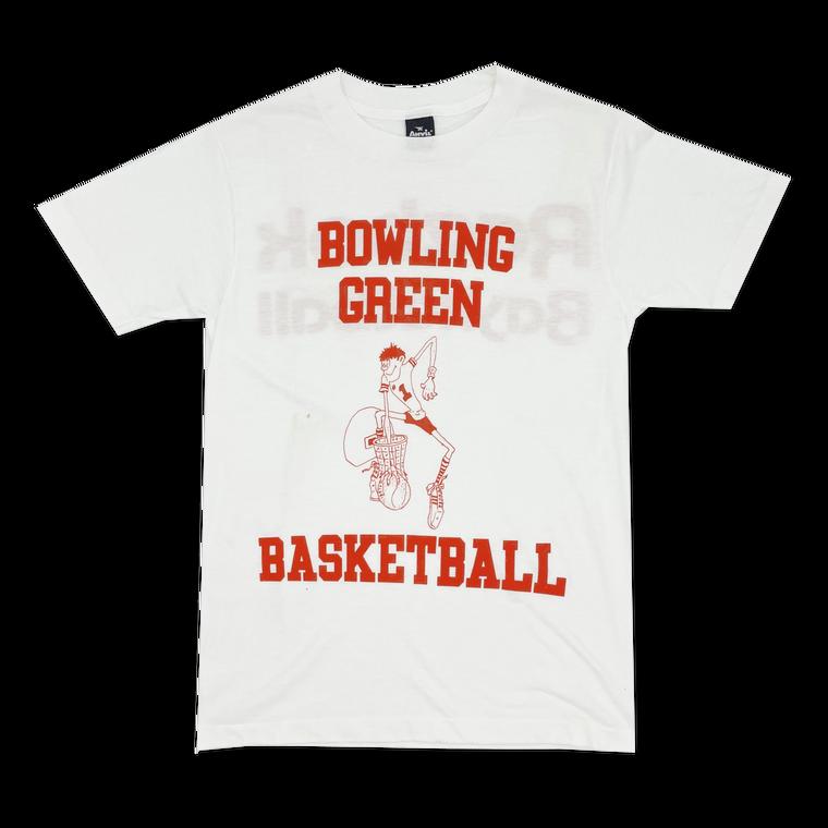 Vintage 80's Bowling Green Basketball T-Shirt