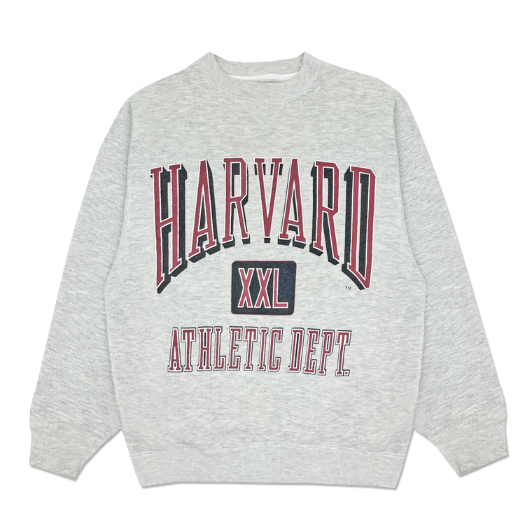 Vintage 90's Harvard Athletic Dept. Crewneck Sweatshirt