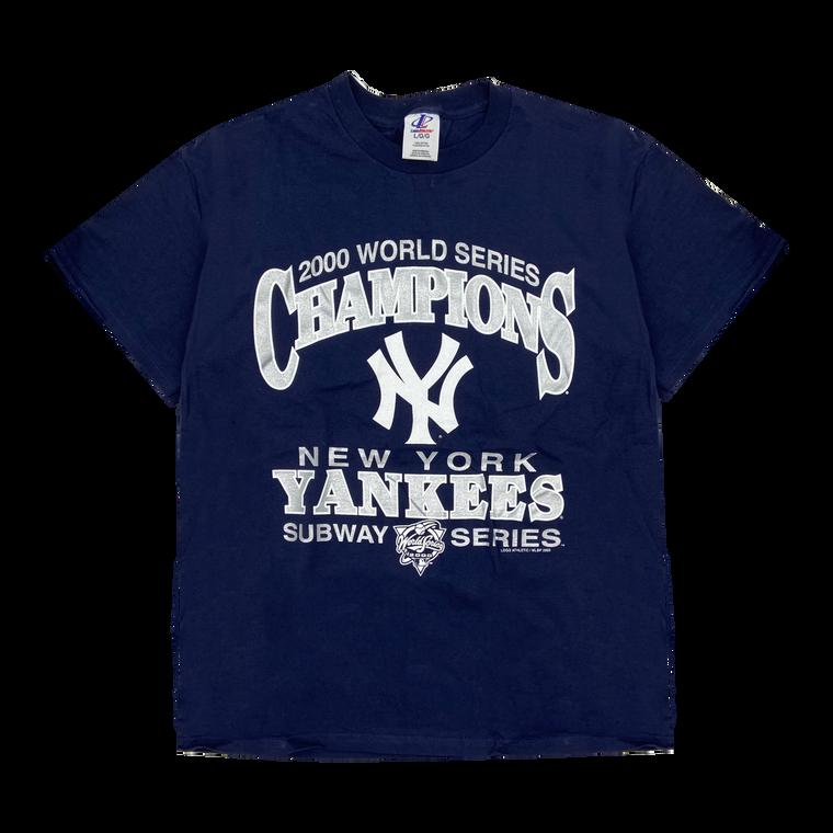 Vintage Yankees 2000 World Series Champions T-Shirt