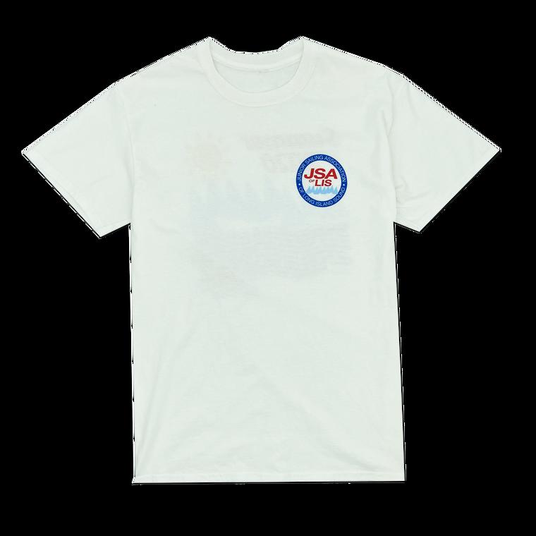 Junior Sailing Association of Long Island Sound T-Shirt