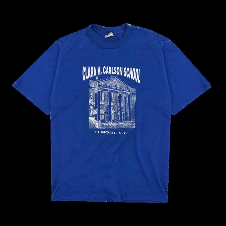 Vintage 90's Clara H. Carlson School T-Shirt
