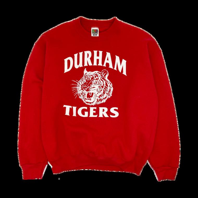 Vintage Durham Tigers Crewneck Sweatshirt