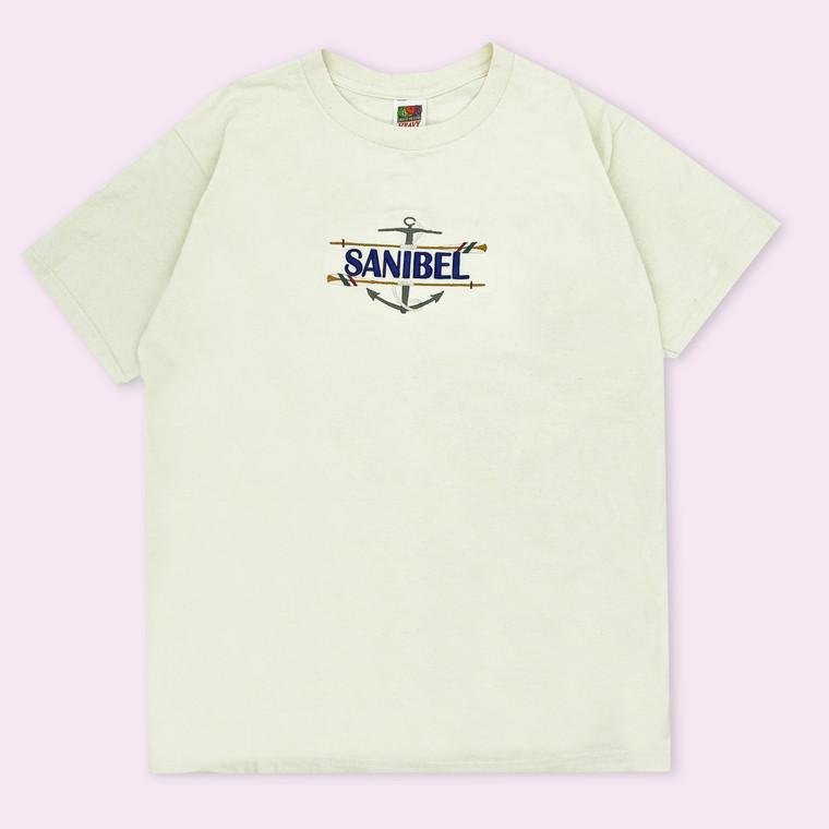 Vintage 90s Sanibel Oars T-shirt
