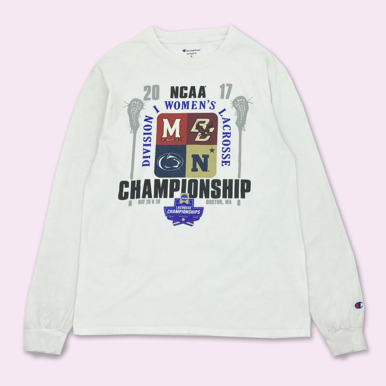 Champion NCAA Lacrosse Longsleeve Shirt