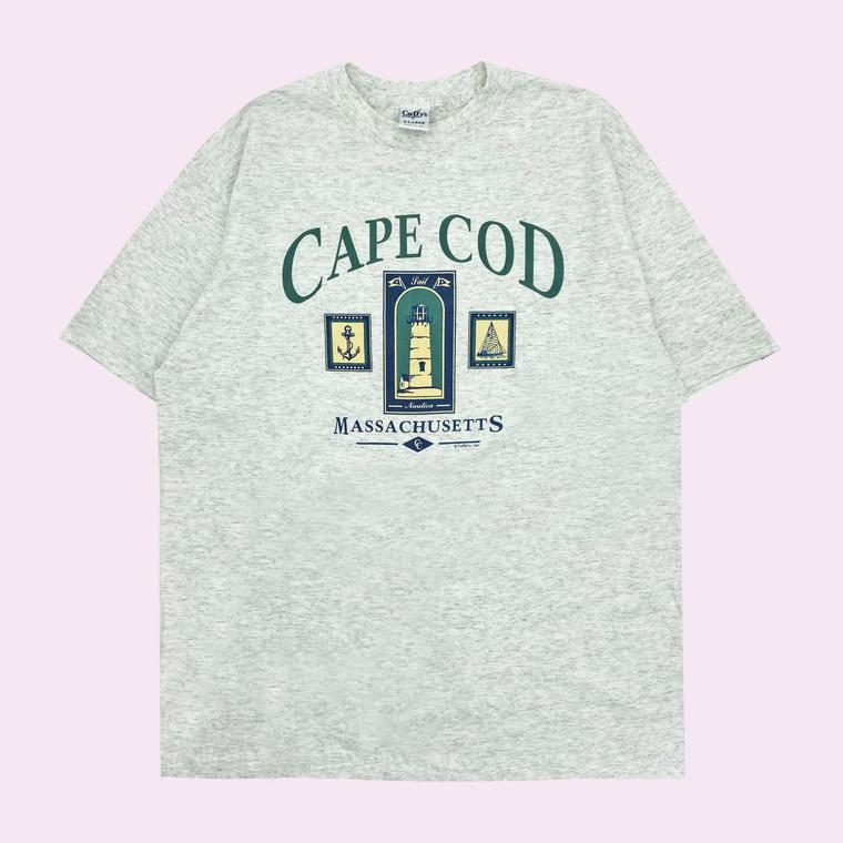 Vintage Cape Cod Single-Stitch T-Shirt