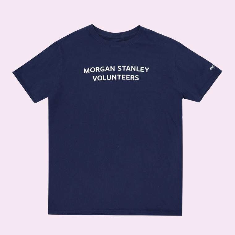 Morgan Stanley Volunteer T-Shirt