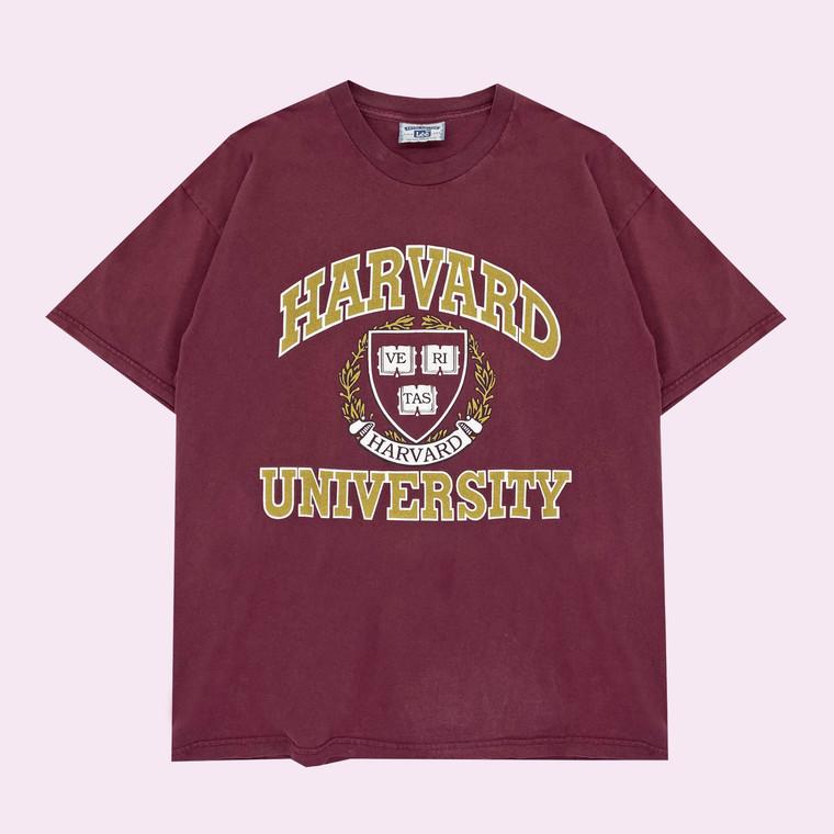 Harvard 90s University Vintage T-Shirt
