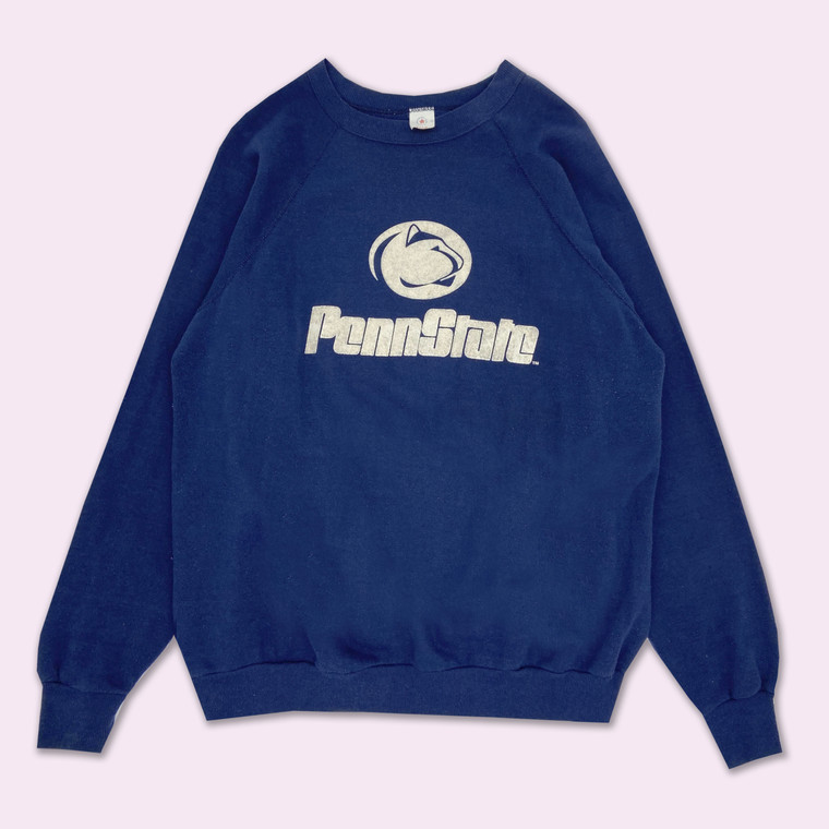 Vintage 80s Penn State Crewneck Made in USA