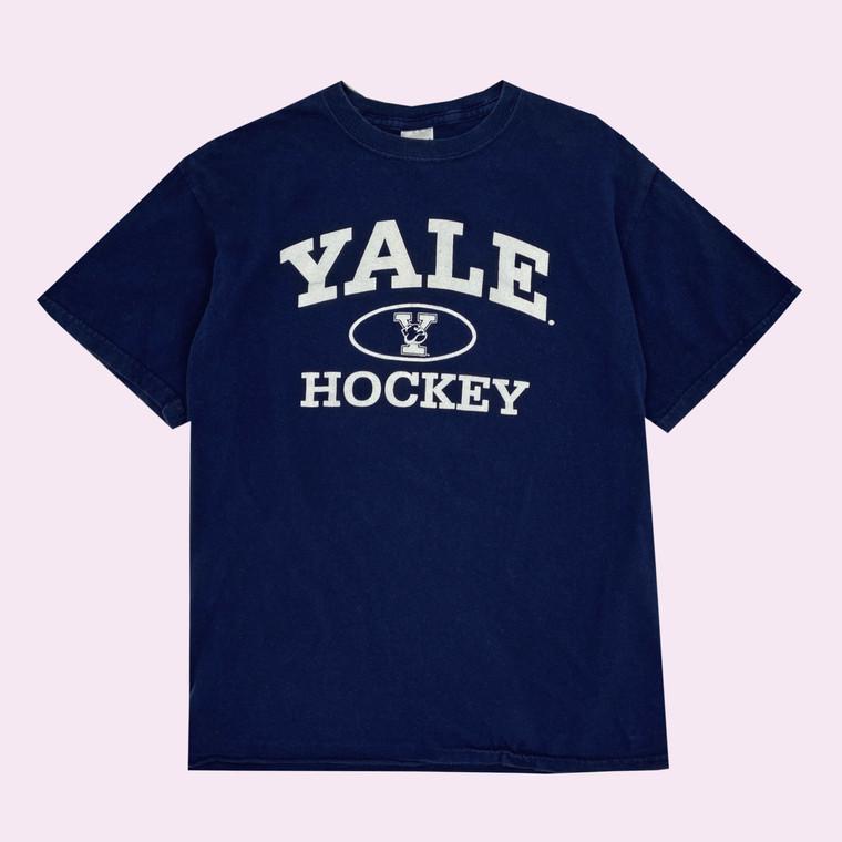 Vintage Yale Hockey T-Shirt