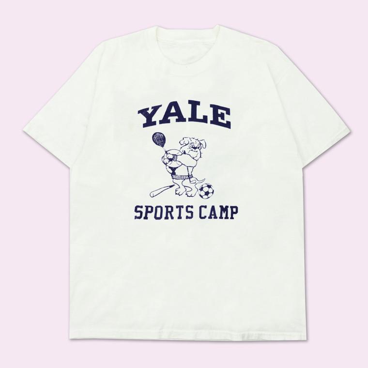Vintage 90s YALE Summer Camp T-Shirt