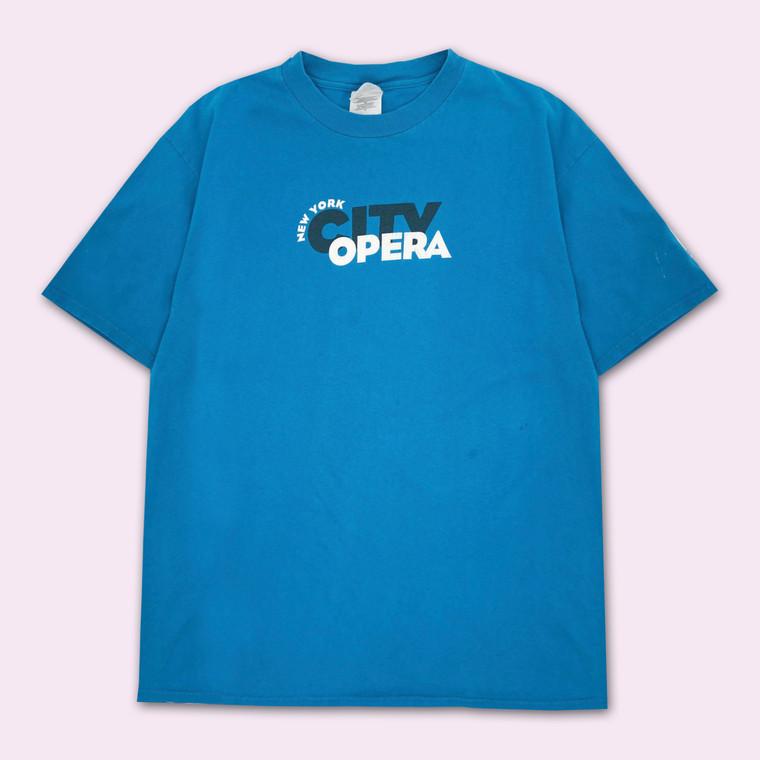 Vintage 90's NYC Opera T-Shirt
