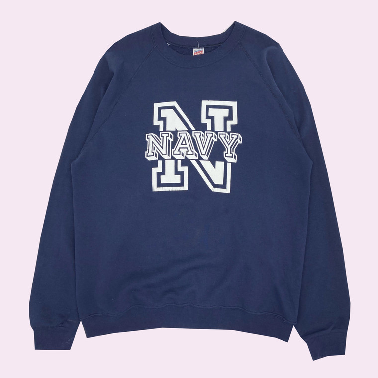 Vintage 90's US Navy Crewneck Sweatshirt